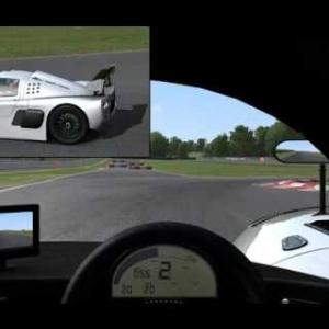Automobilista Brit Pack Ultima GTR Race @ Oulton Park International