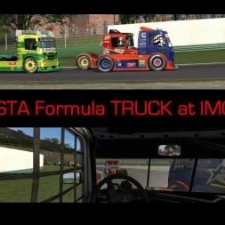 AUTOMOBILISTA Formula TRUCK at IMOLA 2016