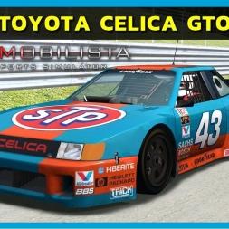 Automobilista -Toyota Celica GTO at Canadian Tire Motorsport Park (PT-BR)