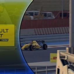 F1 2016 Career Mode Part 20: More Carnage In The Desert! (Bahrain)