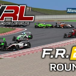rFactor Waga Formula Renault 2.0 Cup - Round 2 - Magny Cours Highlights (Feature Race)
