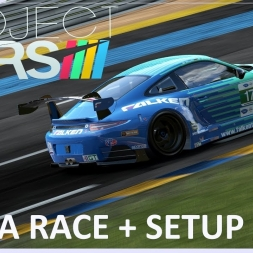 Project CARS Imola Race with RUF GT3 + setup