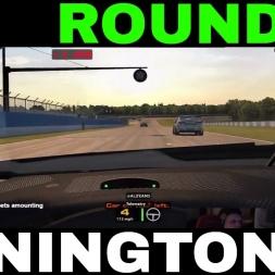 BSR Kia World Series Donington National Race 3