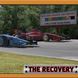 """""""iRacing: The Recovery"""" (Verizon IndyCar Series - 2016 S4 - Mid-Ohio Sports Car Course)"""