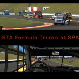 AUTOMOBILISTA Formula Trucks at SPA FRANCORCHAMPS GP