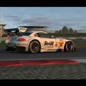 Raceroom Racing Experience - The Sound of GT3 (feat. onboard footage of every car)