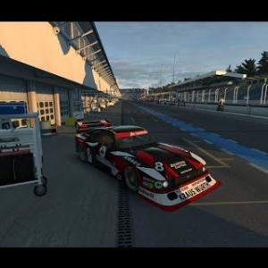 Raceroom Racing Experience - Zakspeed Capri @Hockenheim GP