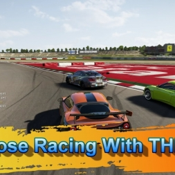 Forza Motorsport 6: Close Racing With THR