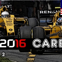 F1 2016 Career - S2R16: Malaysia - Last Corner Drama!