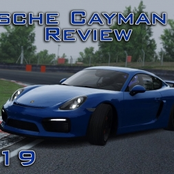 Assetto Corsa Gameplay | Porsche Cayman GT4 Review | Episode 119