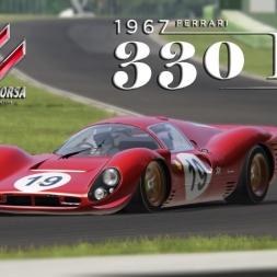 Assetto Corsa * Ferrari 330P4 [MOD]