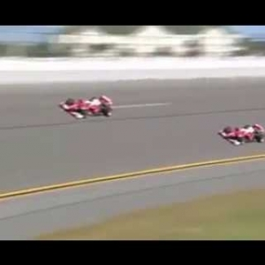 Ferrari F1 at Daytona 2016