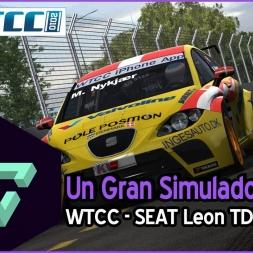 RACE 07 | WTCC 2010 | SEAT LEON TDI | MACAU | GAMEPLAY ESPAÑOL