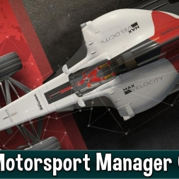 TwinPlays Motorsport Manager - #06 Claudia Shines In The Rain