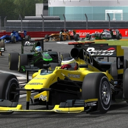 Automobilista | Racedepartment Club Race | Formula Reiza | Silverstone
