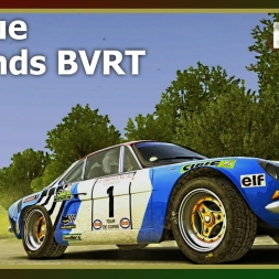 Dirt Rally - League - Legends BVRT