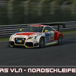 RaceRoom Racing Experience -  Audi TT RS VLN - Nordschleife VLN -  1 Lap