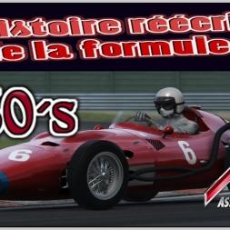 Assetto Corsa L´histoire réécrite de la formule 1