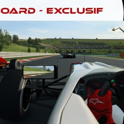 On Board #64: EXCLUSIF FOOTAGE - Formula Raceroom 3 [FR ᴴᴰ]