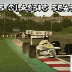 80's Classic Season - Race 3: Suzuka