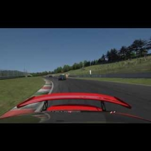 Porsche Cayman GT4 / Mugello / Race / Multiplayer