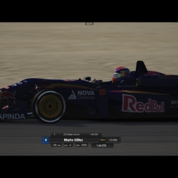 Dallara F312 / Mugello / Race / Multiplayer