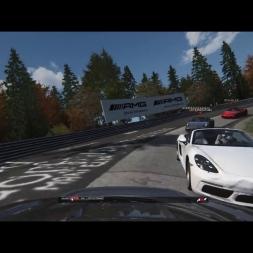 Porsche 718 Boxster S / Nordschleife / Multiplayer / Trackdays