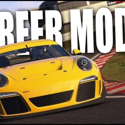 Project Cars Career Mode part 2: Momentum! (Donington Park)