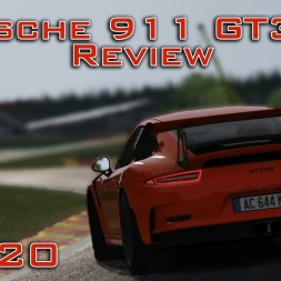 Assetto Corsa Gameplay | Porsche 911 GT3 RS Review | Episode 120