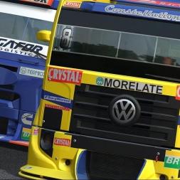 Automobilista Beta | 2-wide = Road closed (Formula Truck @ Brands Hatch)