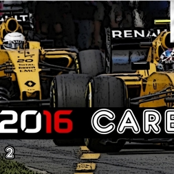 F1 2016 Career - S2R17: Japan - Zero to Hero