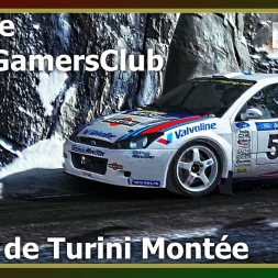 Dirt Rally - League - WRC GamersClub - Route de Turini Montée