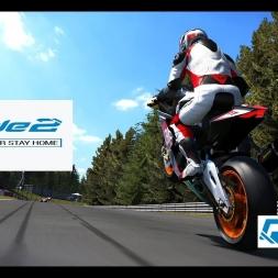 Ride 2 Cinematic Montage Road America - Aprilia Rsv4 - Total FX mod