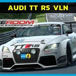 Raceroom - Audi TT RS VLN at Nordschleife (PT-BR)