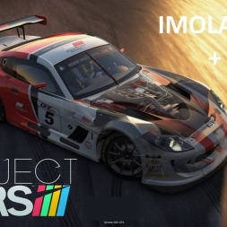 Project CARS Imola Race with Ginetta G55 GT4 + Setup