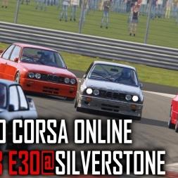 Aseetto Corsa ONLINE : BMW M3 E30 @ Silverstone