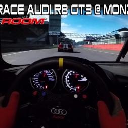 RaceRoom Race - Audi R8 GT3 @ Monza