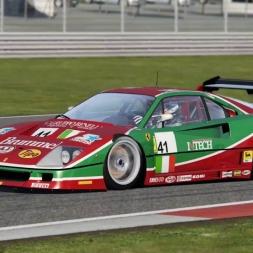 Assetto Corsa 1.10 (Ferrari F40 Competizione updated for AC 1.10.2)Race