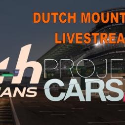 Project CARS-Le Mans 24 Heures RACE LIVE