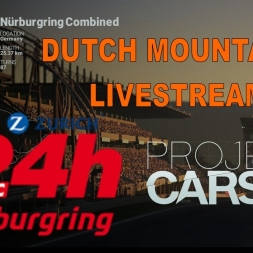 Project CARS-Nurburgring 24 HRS LIVE