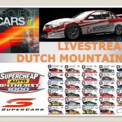 Project CARS- Bathurst 1000 LIVE V8 Supercars
