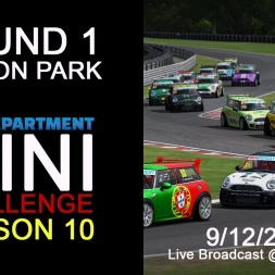RD MINI Challenge | Round 1 Oulton Park International