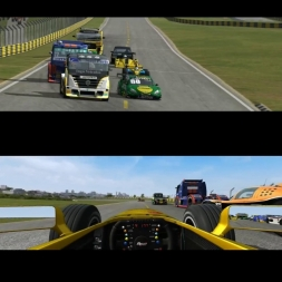Automobilista MASSIVE MULTI CLASS Racing at INTERLAGOS