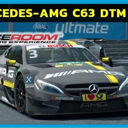 Raceroom - Mercedes-AMG C63 DTM 2016 at Norisring (PT-BR)