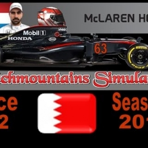 F1 2016 Career Season 4 Bahrain