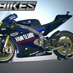 GP Bikes Beta 10 - Yamaha M1 - Knockhill