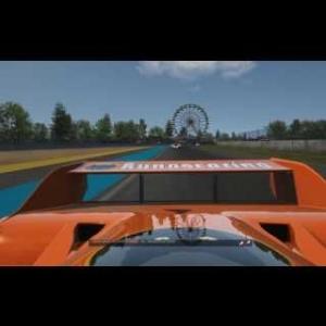 Porsche 962C / Circuit de la Sarthe / Race / Multiplayer
