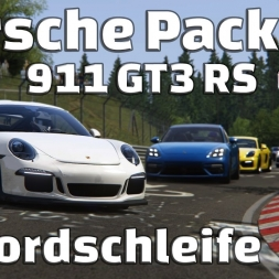 Assetto Corsa | Porsche Pack | 911 GT3 RS is catching them all!