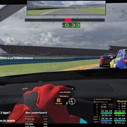 BSR Kia World Series Daytona Race 2