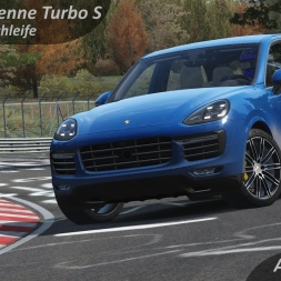 Assetto Corsa Porsche Cayenne Turbo S Onboard Nordschleife